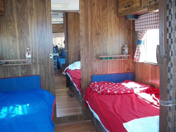 rv bunk bed plans